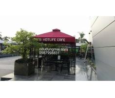 NHÀ BẠT CAFE